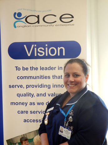 Stacy Bloomfield-Luck, Advanced Nurse Practitioner